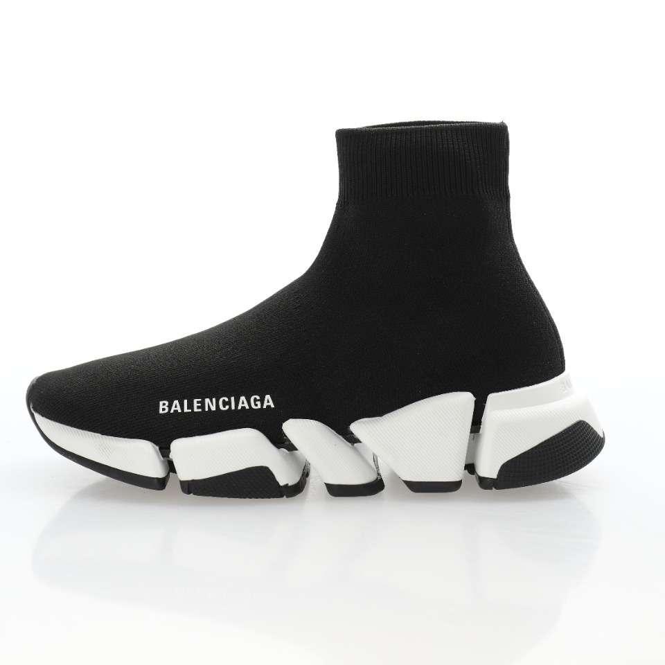 Balenciaga Speed Black & White