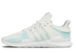 Adidas Equipment  White & Blue