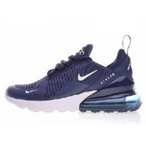 nike air max 270 navy blue