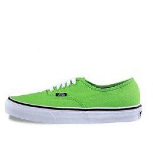 "vans canvas ""green"""