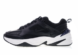 Nike M2K Tekno Black and White