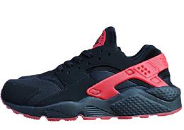 Nike Huarache Black & Red
