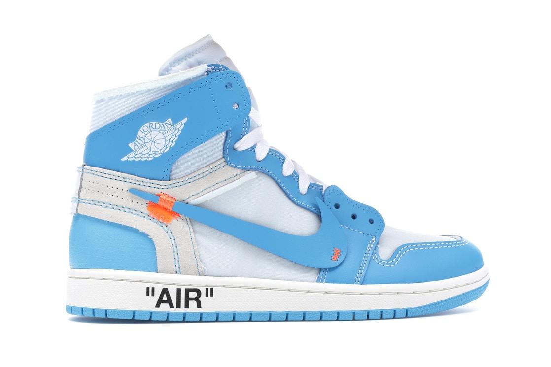 Nike Jordan x Off White Blue