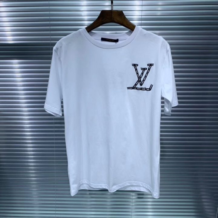 Camiseta LV x Calzetonia Chaines