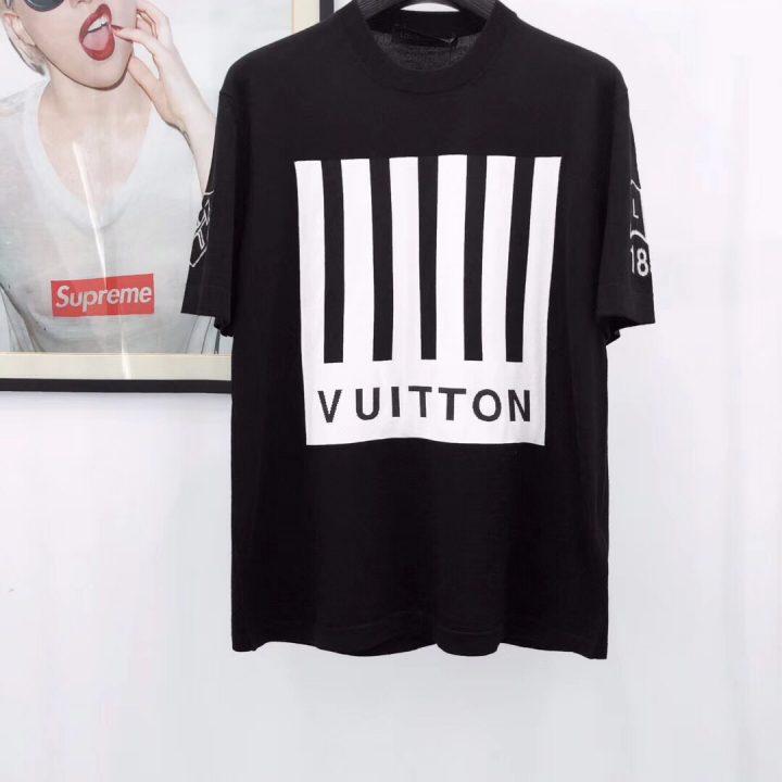 Camiseta LV x calzetonia earth