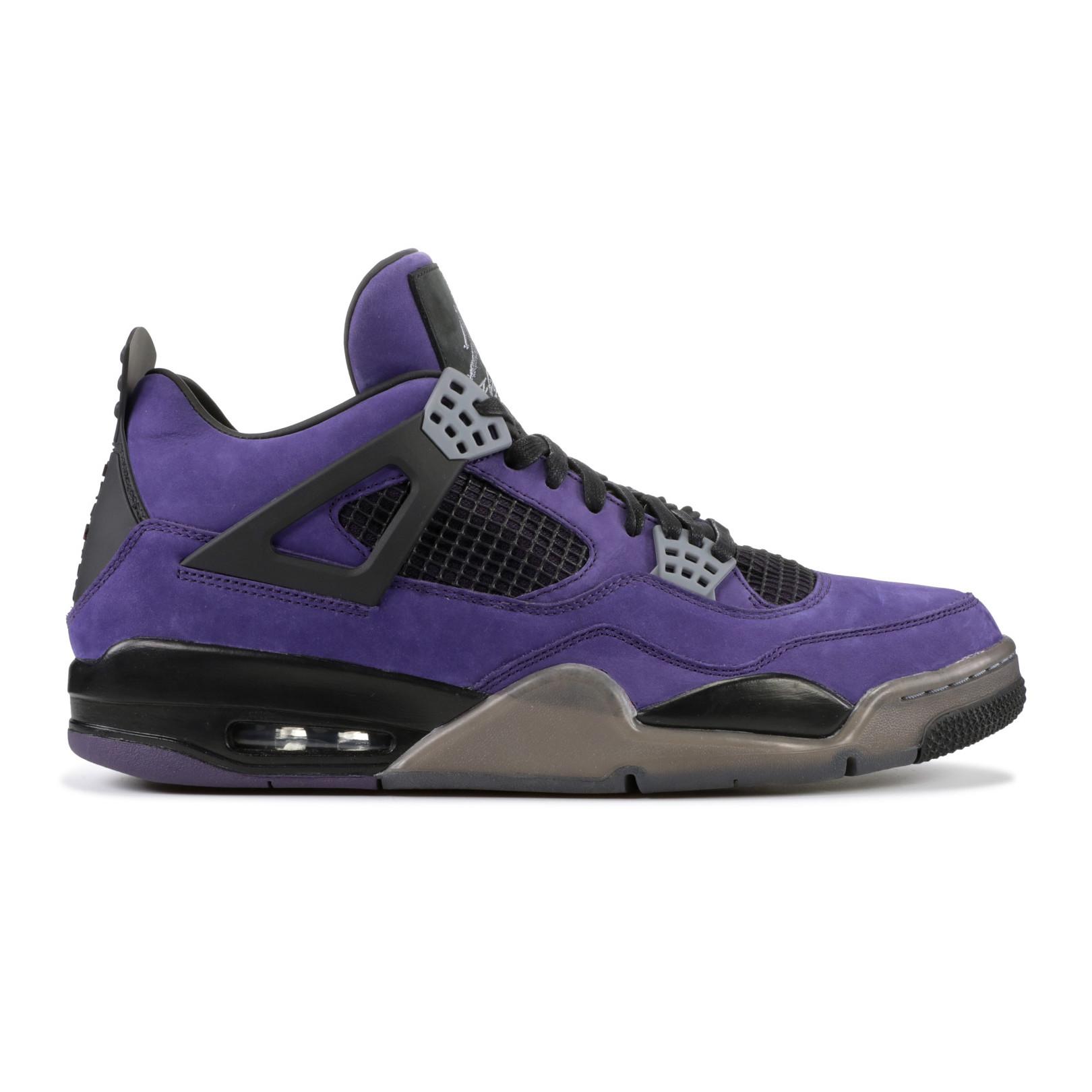 "Nike Air Jordan IV x Travis Scott ""Friends & Family"""