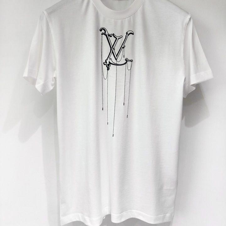 camiseta LV x calzetonia free style