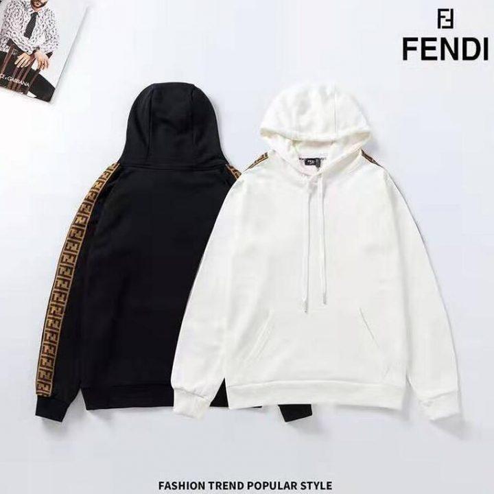 FENDI X CALZETONIA BLACK&WHITE