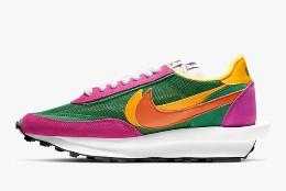 Nike x Sacai Waffle Pink