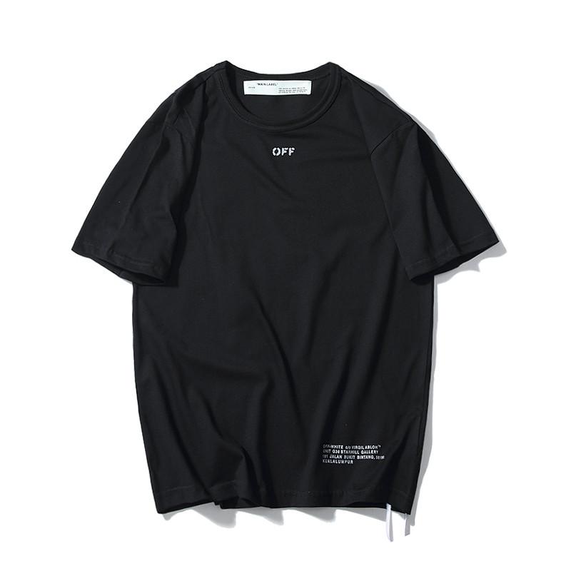 Camiseta Arrow Reflejo Off-White