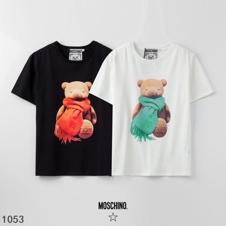 T-shirt MOSCHINO BEAR bufanda