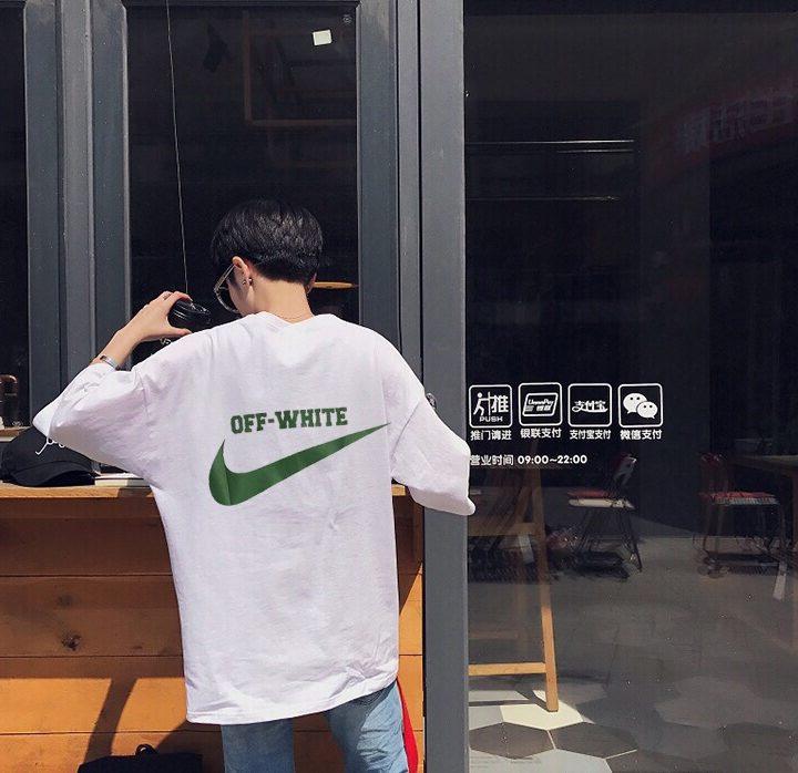 Nike x OFF-WHITE Basic T-Shirt