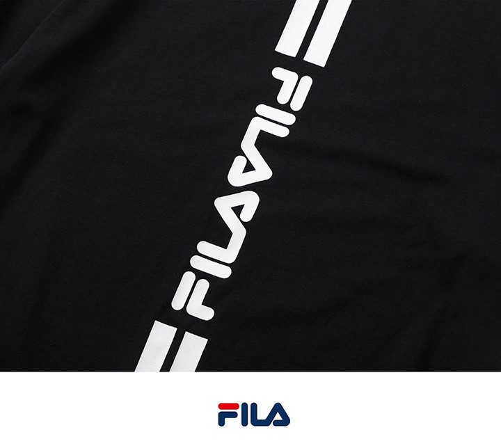 FILA X CALZETONIA BLACK&WHITE