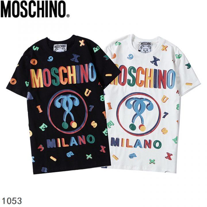 T-shirt MOSCHINO ABC MILANO