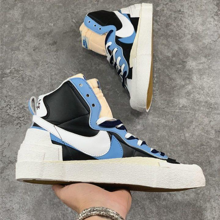 Nike Blazer x Sacai Blue