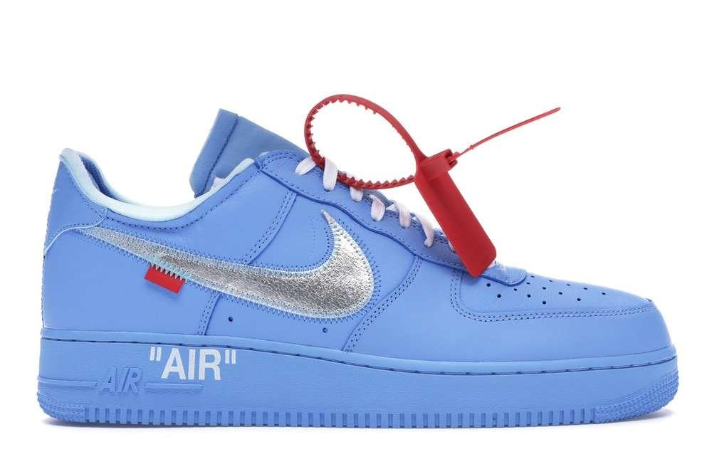 Nike x Off-White University Blue