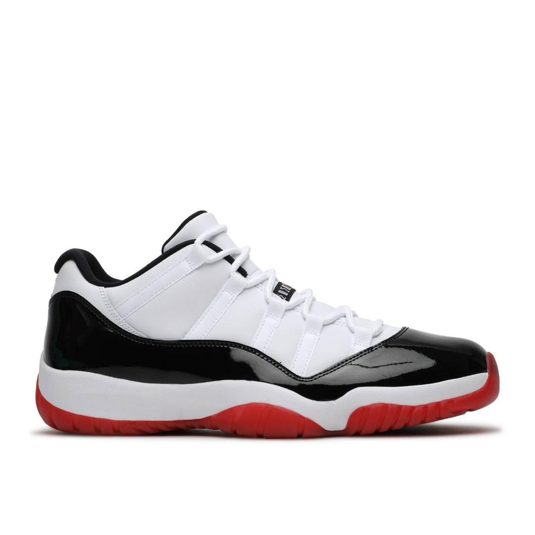 """Air Jordan 11 Low """"Concord-Bred"""""""