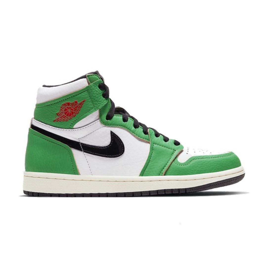 "Air Jordan 1 High OG ""Lucky Green"""