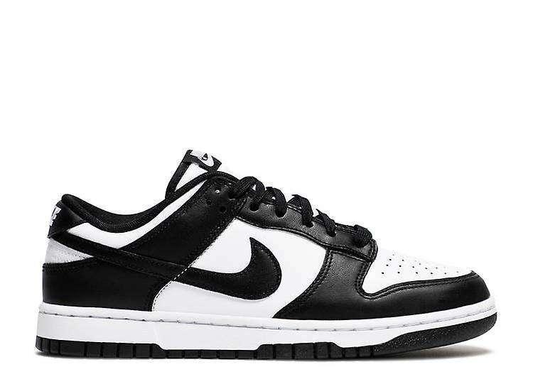 Nike SB Dunk Low 'Blanco y Negro'