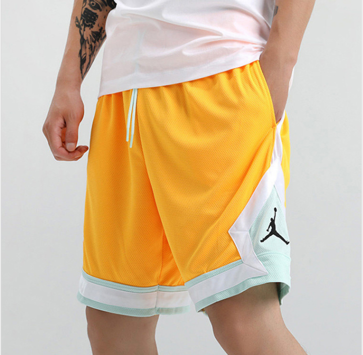 Pantalones Cortos Jordan Yellow Stun