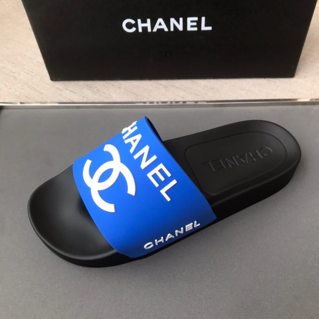 Chanclas CH Blue Edit