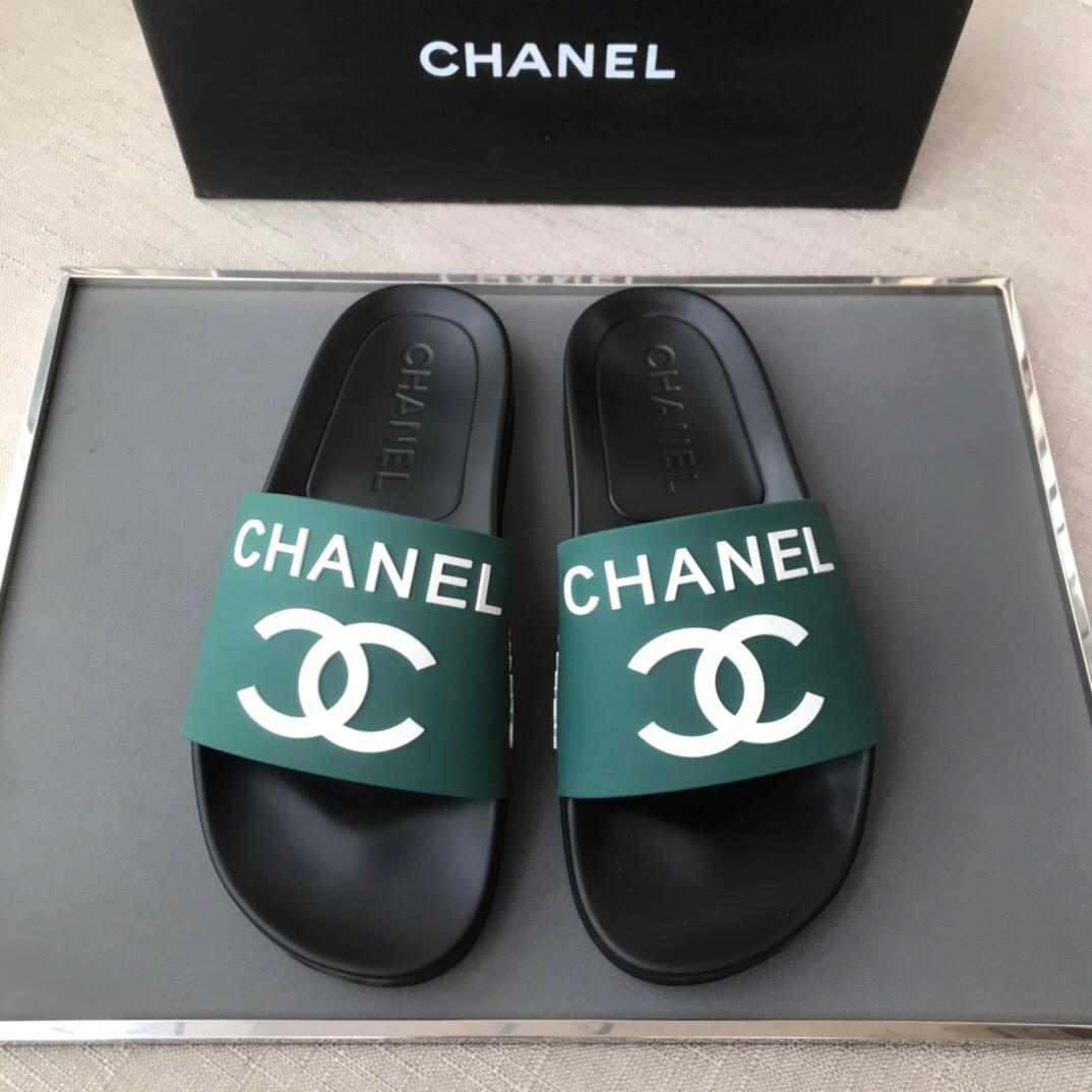 Chanclas CH Green Flip