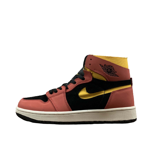 """Air Jordan 1 """"Print Yellow"""""""