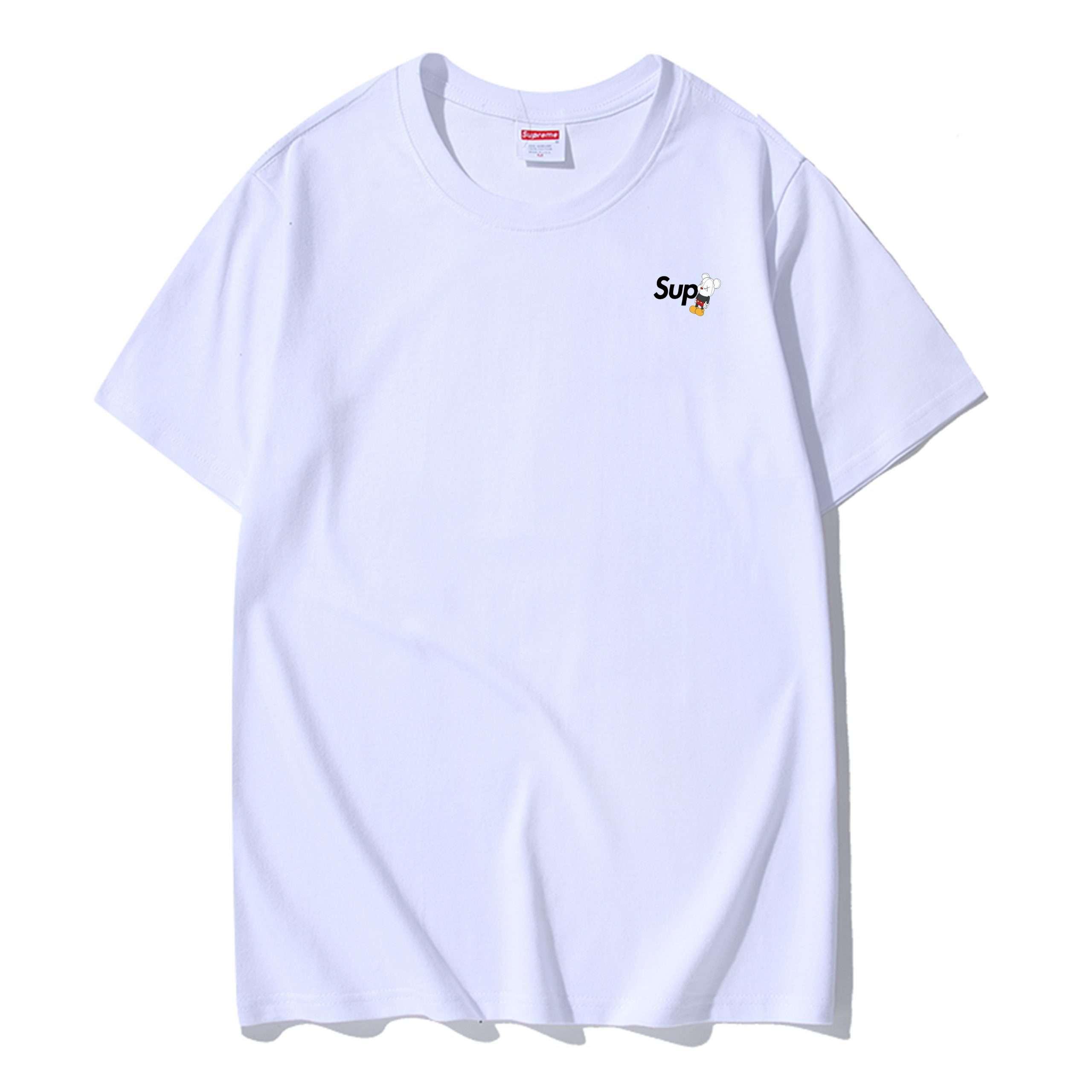 Camiseta Supreme x KAWS