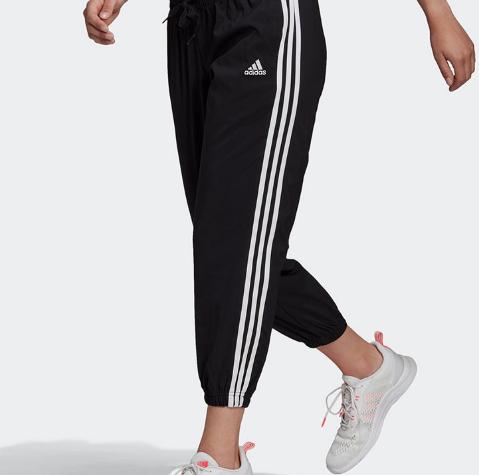 """Pantalón de Chándal Adidas """"Basic Trebol"""""""
