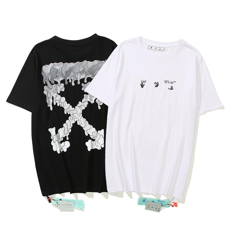 Camiseta de Manga Corta Off-White 21SS