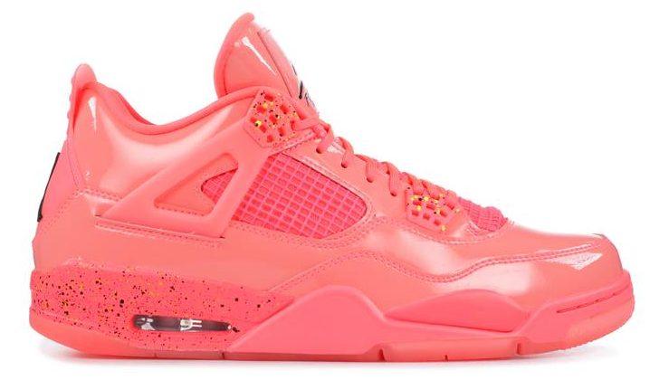 """Air Jordan Retro IV """"PINK"""""""