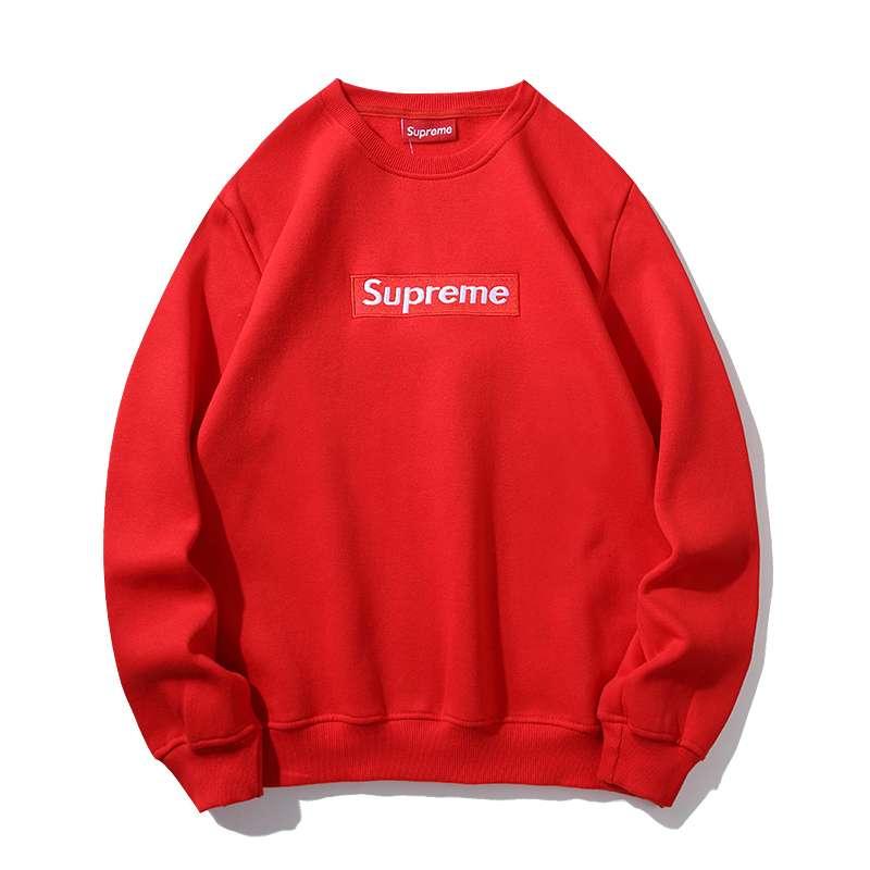 Sudadera Supreme Red