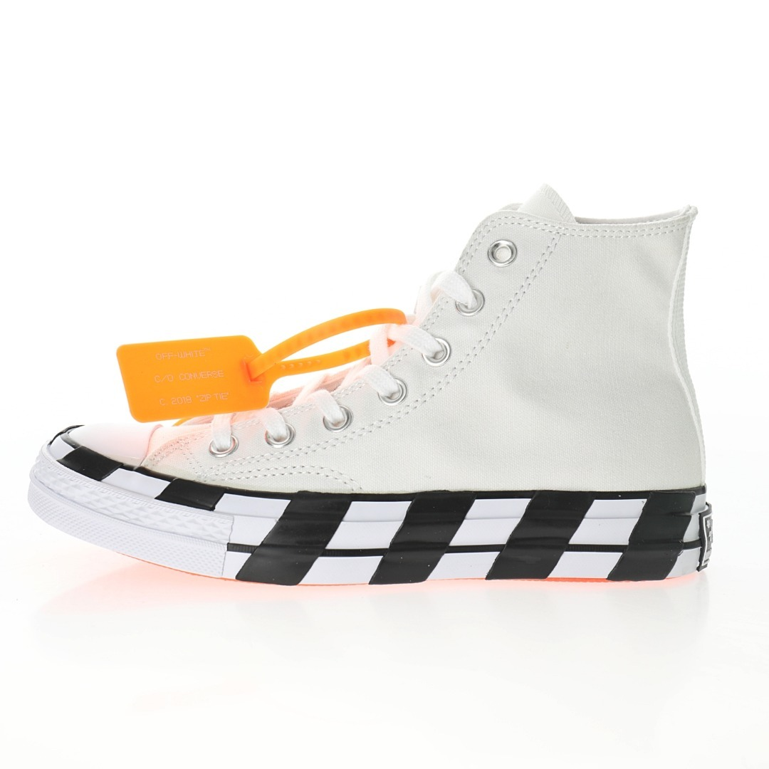 Off-White™ x Converse Chuck Taylor All Star 1970s High 2.0