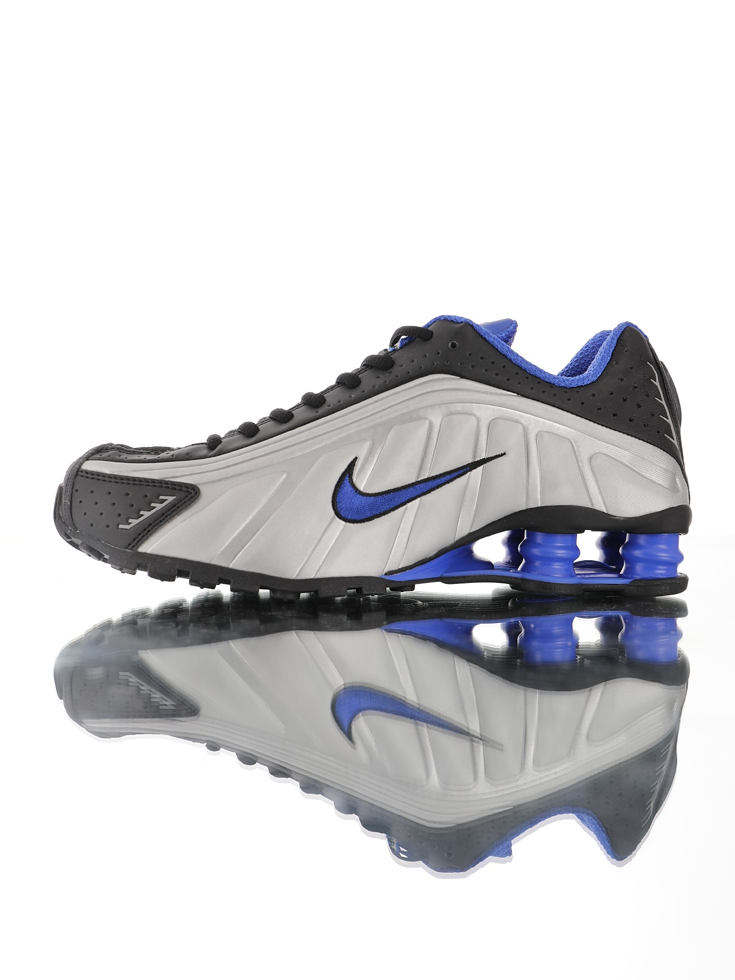 """Nike Shox OG """"Black Racer Blue"""" R4"""