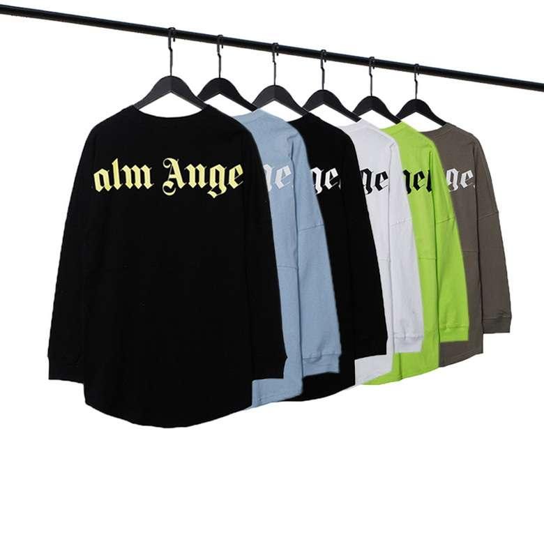 """Camiseta Larga """"Palm Angels"""""""